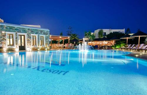 Hotels in Naxos