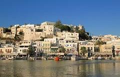 Naxos Town - Hora