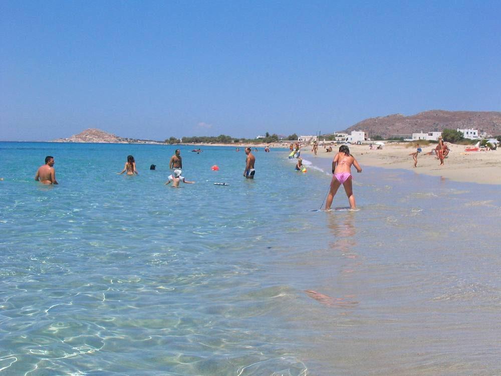 Naxos Glyfada Beach