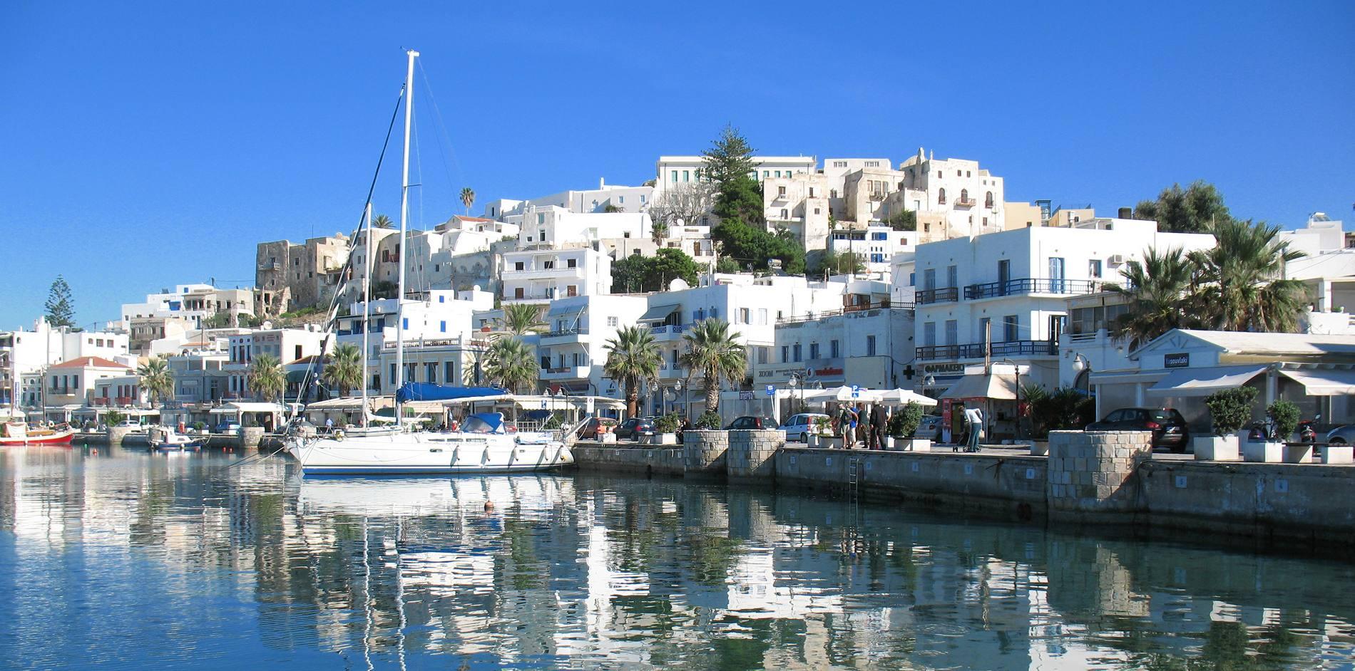 Naxos Town (Chora)