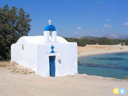 Naxos Greece Churches