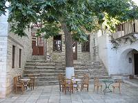 Apeiranthos Village in Naxos Greece