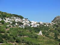 Skado Village in Noth Naxos