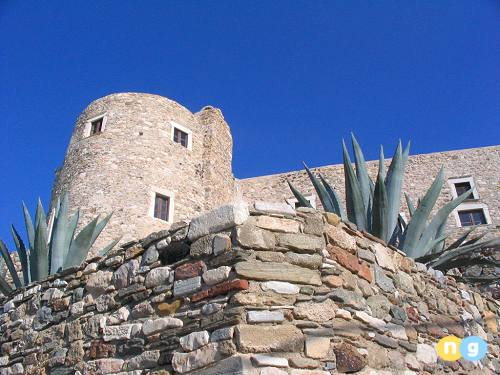 Monuments in Naxos Island