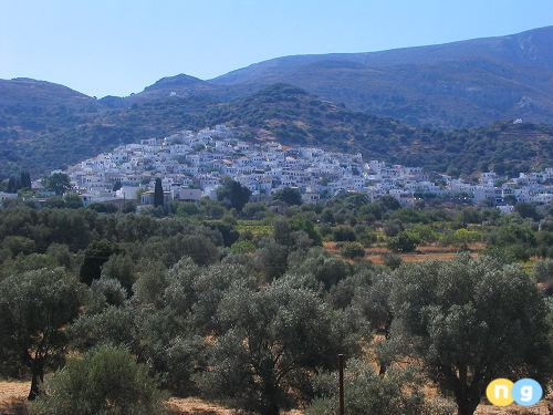 Viloti Village in Naxos Greece