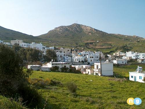Galini Village in Naxos Greece