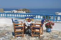 Hotel Anixis in Old Naxos Town