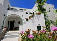 Orama Studios in Naxos Agia Anna Greece