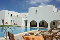 Perla Hotel in Naxos