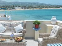 Kymata Hotel in Naxos
