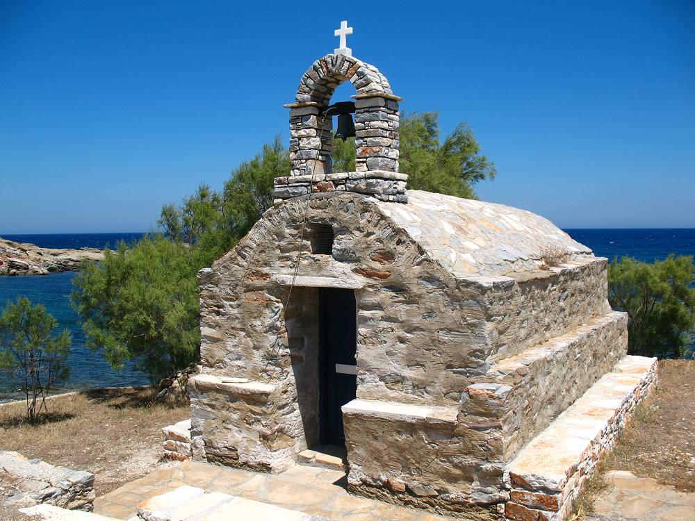 Naxos Churches
