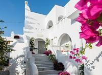 Villa Naxia in Naxos